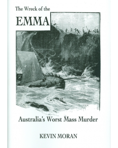 Cover of Wreck of the Emma, the