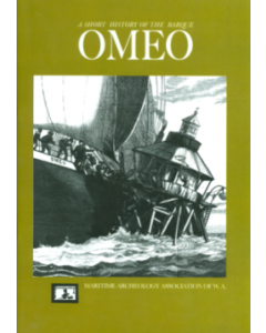 Cover of Short History of the Barque Omeo, A