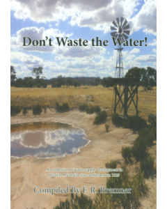 Cover of Don't Waste the Water