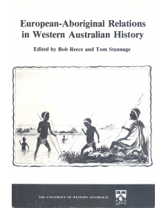 Cover of 8: European-Aboriginal Relations in WA history