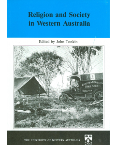 Cover of 9: Religion and Society in WA