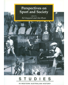 Cover of 18: Perspectives on Sport and Society