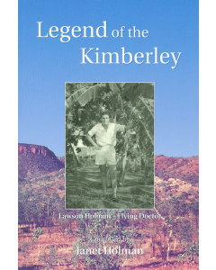 Cover of Legend of the Kimberley