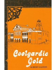 Cover of Coolgardie Gold