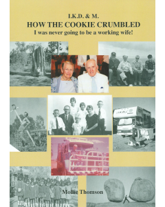 Cover of I.K.D. & M. How the Cookie Crumbled