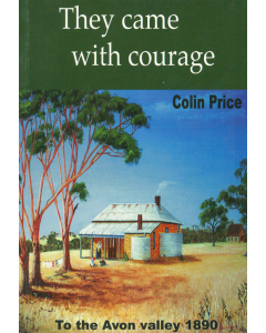 Cover of They came with courage