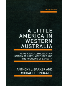 Cover of A Little America in Western Australia