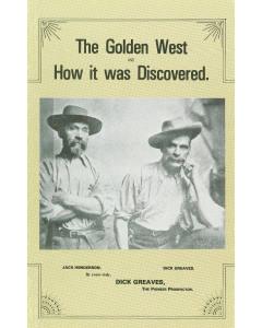Cover of Golden West and How it Was Discovered, The