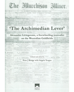 Cover of Archimedian Lever - A. Livingstone in the Goldfields, The