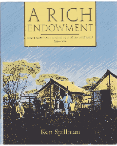 A rich endowment: government and mining in Western Australia 1829-1994