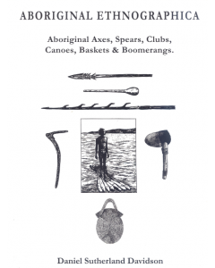 Cover of Aboriginal Ethnographica