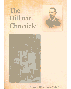Hillman Chronicle: Norway, England and Australia, The