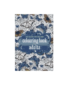 Colouring Book for Adults, The Second One and Only