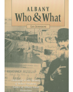 Cover of Albany - Who and What