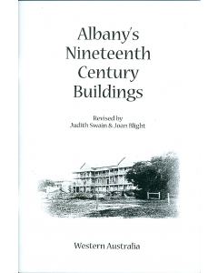Cover of Albany's 19th Century buildings