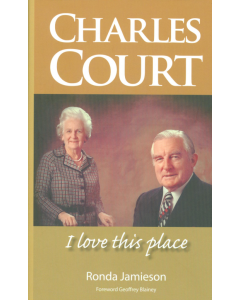 Cover of Charles Court - I Love this Place