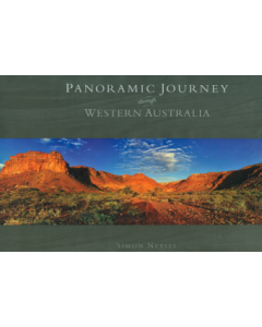 Panoramic Journey Through Western Australia - Soft Cover