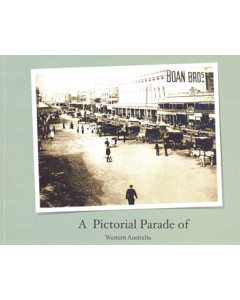 Cover of Pictorial Parade of Western Australia, A