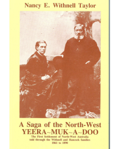 Cover of A Saga of the North West -Yeera~muk~a~doo