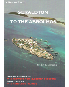 Cover of Geraldton to the Abrolhos