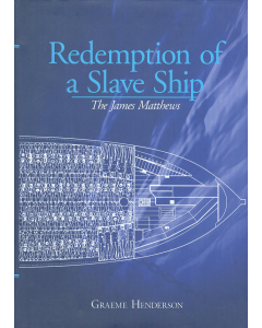 Cover of Redemption of a Slave Ship - The James Matthews