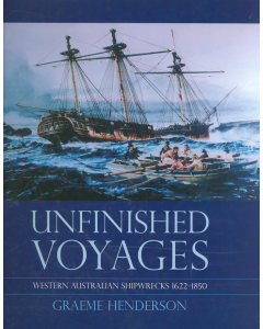 Cover of Unfinished Voyages