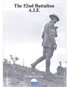 Cover of 52nd Battalion AIF, The