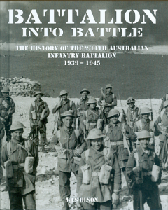Cover of Battalion into Battle