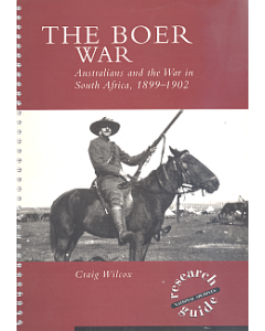 Cover of Boer War, The
