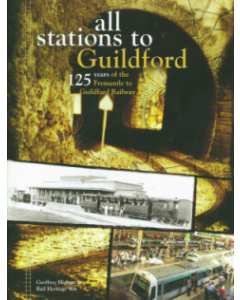Cover of All Stations to Guildford
