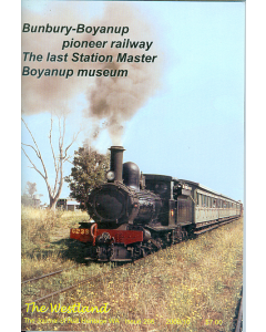 Cover of Bunbury-Boyanup Pioneer Railway