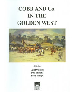 Cover of Cobb and Co. in The Golden West