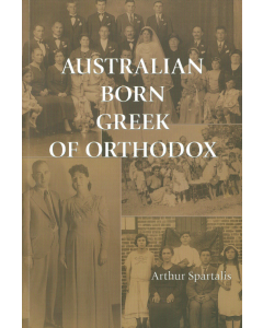 Cover of Australian Born Greek of Orthodox