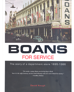 Cover of Boans for Service