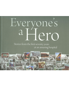 Cover of Everyone's a Hero
