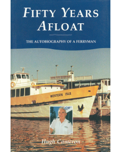 Cover of Fifty Years Afloat