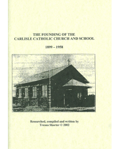 Cover of Founding of the Carlisle Catholic Church and School, The