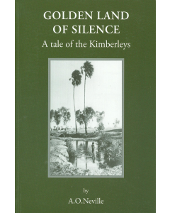 Cover of Golden Land of Silence
