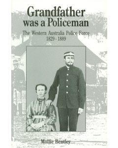 Cover of Grandfather was a Policeman