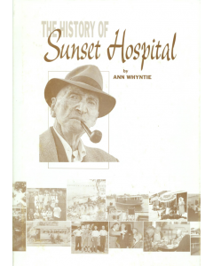 Cover of History of Sunset Hospital