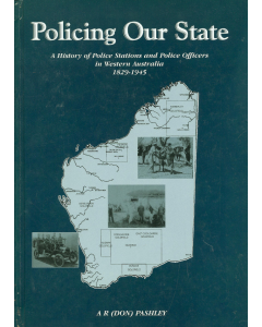 Cover of Policing our State