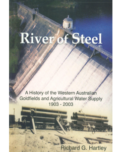 Cover of River of Steel