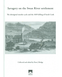 Cover of Savagery on the Swan River Settlement