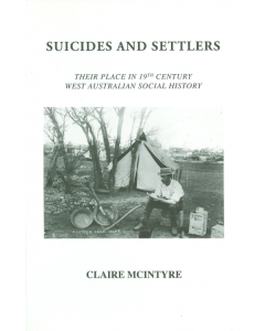 Cover of Suicides and Settlers
