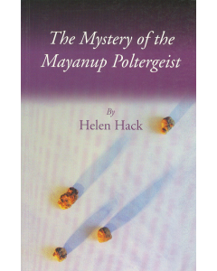 Cover of Mystery of the Mayanup Poltergeist, The