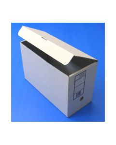 Box, Corrugated Cardboard, 371x106x188 (NAA Type 9)