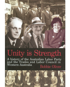 Cover of Unity is Strength