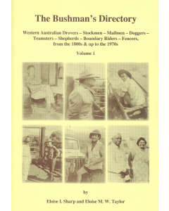 Cover of Bushman's Directory Vol I, The