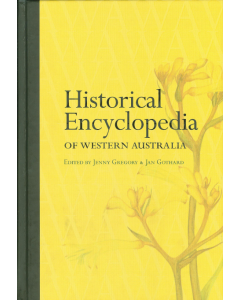 Cover of Historical Encyclopedia of WA