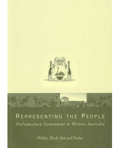 Cover of Representing the People